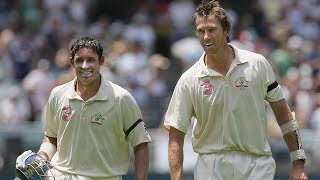 From the Vault: McGrath helps Hussey to unlikely ton