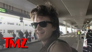 'STRANGER THINGS' STAR -- SEASON 2'S A PARTY IN THE BACK | TMZ