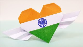 Independence Day Craft/Decoration Idea | DIY Tricolor Indian Flag | School Activity/project