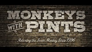 Monkeys With Pints Brewing Co. Home Brewery Tour