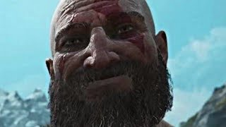 God of War - Mimir Finally Tells a Story Kratos Loves