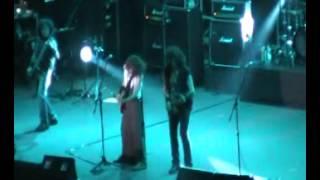 Extremoduro - Prometeo - Abreme el Pecho y Registra (En Vivo Uruguay 2012)