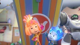Фиксики - Фиксифон | Познавательные мультики для детей