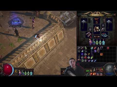 Path Of Exile | MTX on dual weild - смотреть онлайн на Hah Life