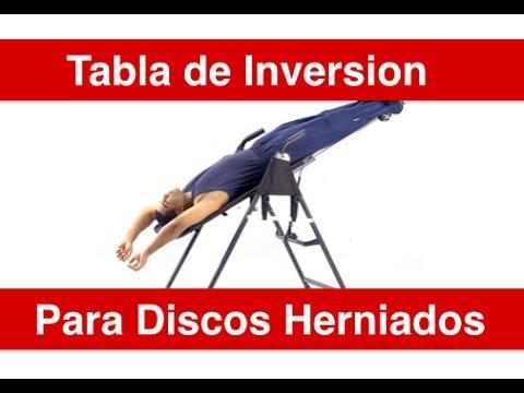 Tratamiento hospitalario de la columna vertebral