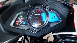 Malfunction indicator in Rs 200 part1