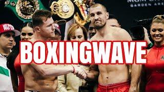 CANELO VS KOVALEV LIVE COMMENTARY!!! NO FIGHT FOOTAGE
