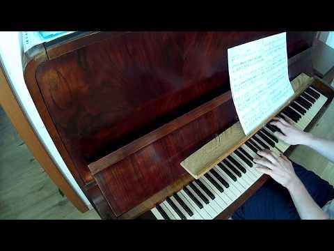 Svítá (Jaroslav Ježek) - Piano verze, zpěv