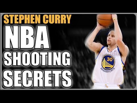 Stephen Curry: NBA Shooting Secrets