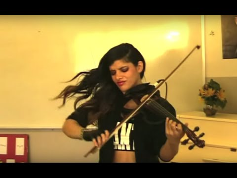 Lucine Fyelon Pound Cake Hip Hop violin