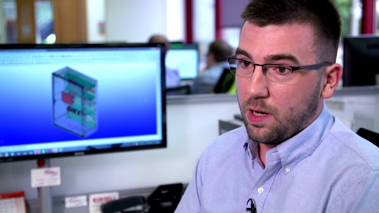 Видео: EPLAN Pro Panel Professional and Perforex BC 1007 HS