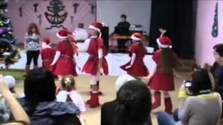 танец Jingle Bells