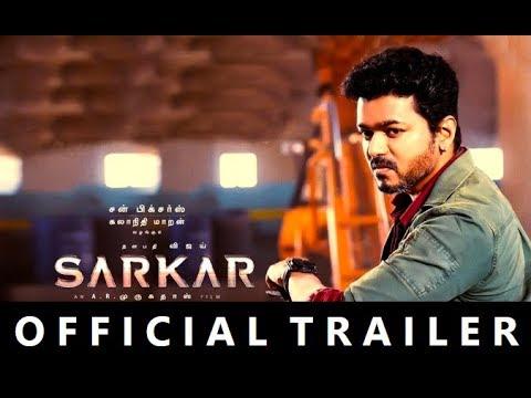 Download Sarkar - Official Trailer Tamil | Thalapathy Vijay | A.R Murugadoss | A.R. Rahman | 2018 HD Mp4 3GP Video and MP3