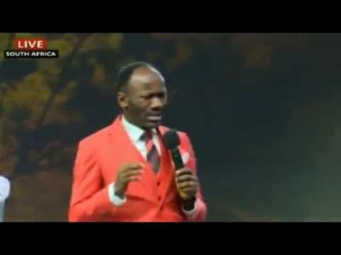 FESTIVAL OF MIRACLES IN SOUTH AFRICA WITH APOSTLE JOHNSON SULEMAN DAY 1 MORNING