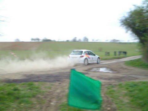 rallye Steve Mourey saison 2012
