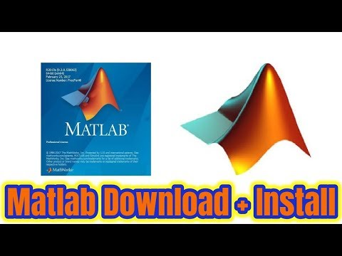How to install and Crack Register Matlab (2017, 2015, 2014