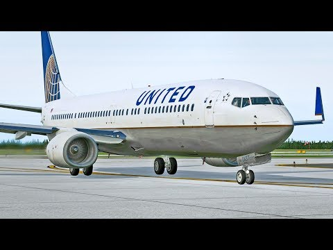 737-900 to Cancun | X-Plane 11