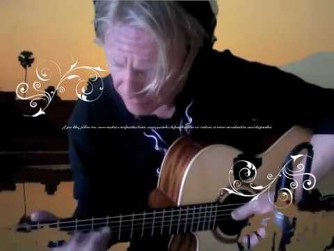With or without You - (U2) Solo Fingerstyle by pantherkater