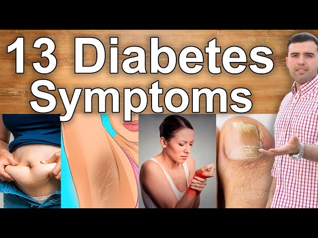 YOU HAVE DIABETES, IF YOU HAVE THESE FIRST SYMPTOMS - 13 Symptoms of Diabetes and How to Avoid It