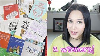 18 Korean Books You Need | Giveaway