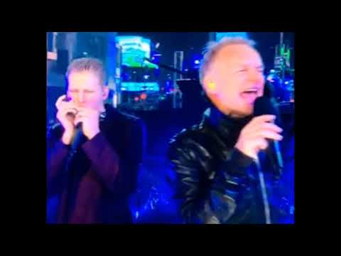STING - Brand New Day (New Version) N.Y. Time Square 31-12-2018 (Soundboard Audio)