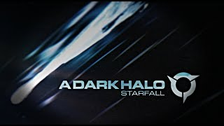 A DARK HALO - Starfall (Official Lyric Video)
