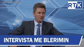 Intervista me Blerimin - Kosova pas Samitit të Berlinit 07.05.2019