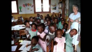 preview picture of video 'Centro Infantil Luis Amigó en Evinayong (Guinea Ecuatorial)'