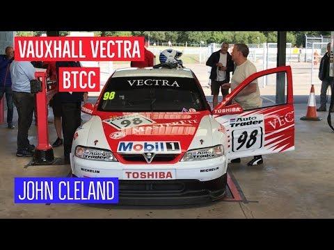 VOITURE VAUXHALL CAVALIER 16V JOHN CLELAND 1/43 EME 1995 BTCC CHAMPION
