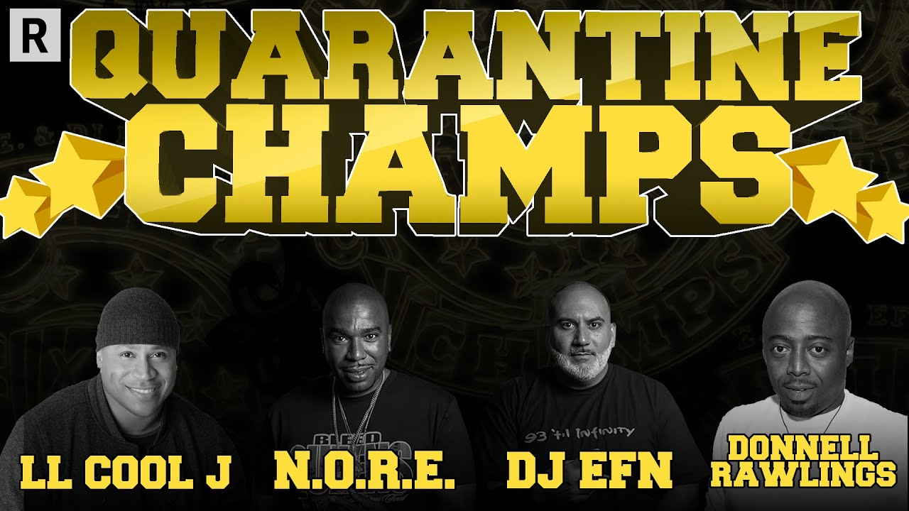 LL Cool J & Donnell Rawlings on The Drink Champs