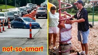 Not So Smart People Did Not So Smart Things
