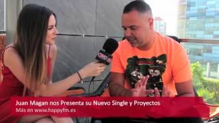 "Juan Magan Presenta su Nuevo Single ""Falling in Love"""