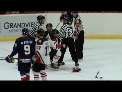 Cory Melkert vs Craig Simchuk