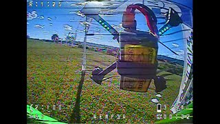 Drone Racing - Best heat of the day