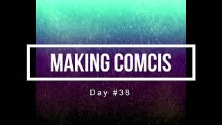 100 Days of Making Comics 38