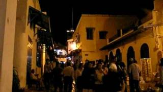 preview picture of video 'Sidi Bou Said Street Scene, Tunisia'