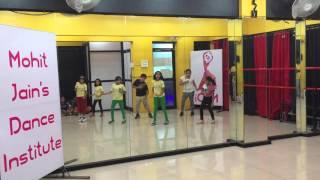 Shaam Shaandaar | Shaandaar | Pre-Jun Batch Choreography by Mohit Jain's Dance Institute | (Kids)