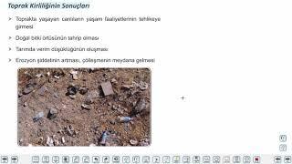 Eğitim Vadisi 11.Sınıf Coğrafya 21.Föy Çevre Sorunlarının Sınıflandırılması 2 Konu Anlatım Videoları
