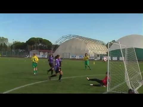 Preview video Valdarno CF - Firenze = 14 - 0