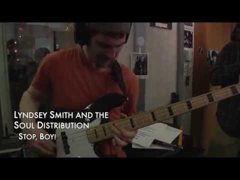 Lyndsey Smith & Soul Dist. --Stop, Boy! LIVE on WPTS