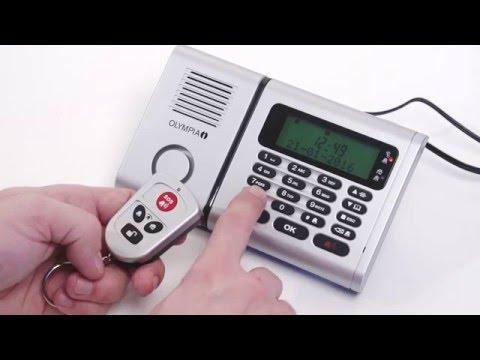 Alarmanlage Protect 6030 Anwendungsvideo