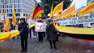 Ngày Quốc Tế Nhân Quyền 9.12.2017 tại Berlin