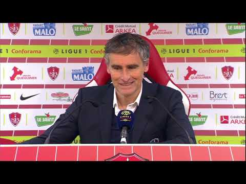 Brest - Nice : la réaction des coaches