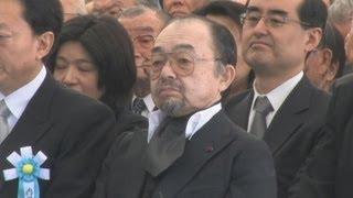"""三笠宮家の寛仁さま逝去  66歳、""""ひげの殿下"""""""