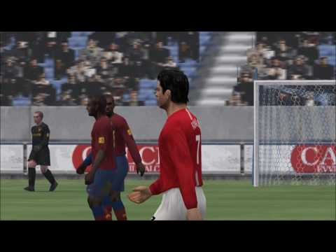 Pes 2009 update season ultra patch 2018 new transfer youtube.