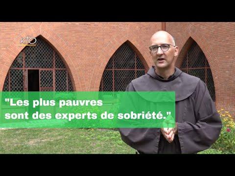"""Frère Frédéric-Marie Le Méhauté : """"Les plus pauvres sont des experts de sobriété"""""""