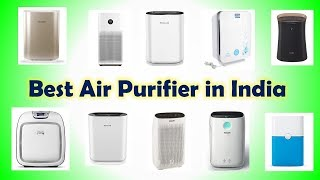 Best Air purifier in India with Price
