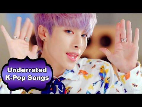 UNDERRATED K-POP SONGS (PART 5)