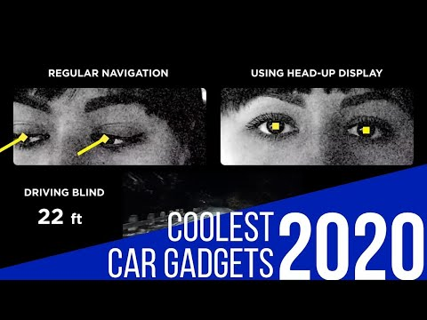 Top 6 Coolest Must-Have Car Accessories and Car Gadgets