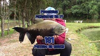 Programa Fishingtur na TV 181 - Hotel Fazenda Pintado na Brasa
